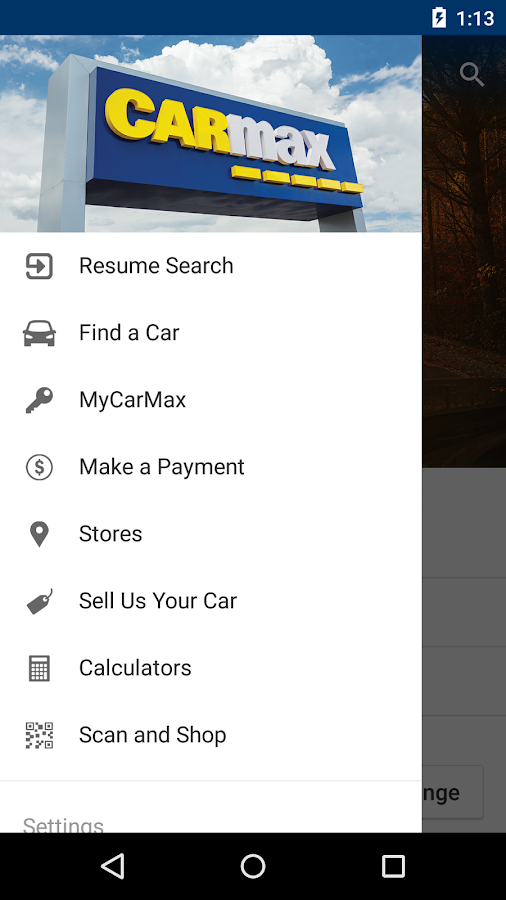 CarMax - Used Car Superstore- screenshot