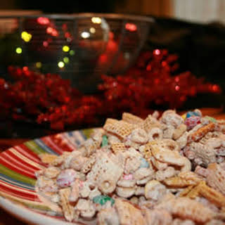 White Chocolate Party Mix.