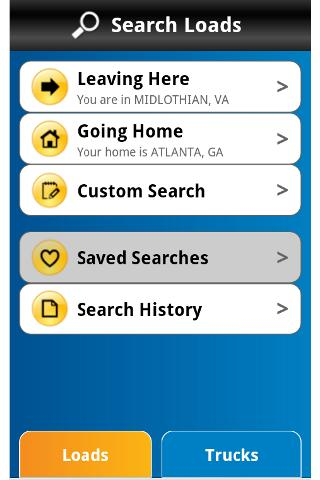 Getloaded - screenshot