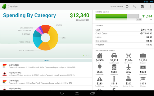 Mint: Personal Finance & Money Screenshot 19