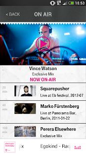 Electronic Beats Radio - screenshot thumbnail