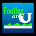 Fouling on U icon