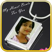 Locket Pic Frames New
