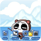 NONOPANDA Fishing SQTheme ADW icon