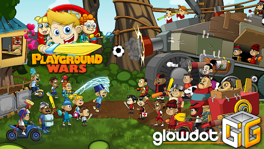 Playground Wars v1.3 (Mod Money)