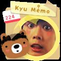 Kyumo: Kyu Jong Memo Widget icon
