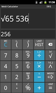 Mobi Calculator PRO - screenshot thumbnail