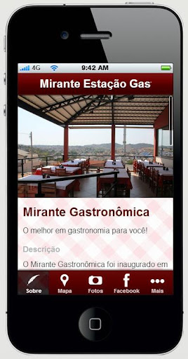 Mirante Estação Gastronômica