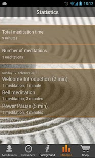 iMindfulness Mindfulness- screenshot thumbnail