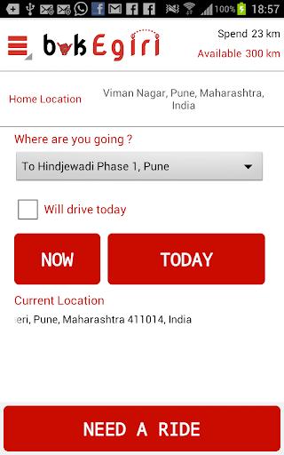 bykEgiri Ride Bike Pune