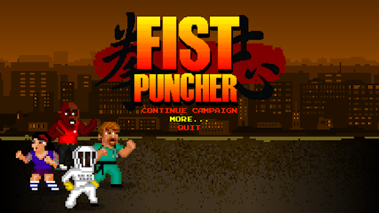 Fist Puncher- screenshot thumbnail
