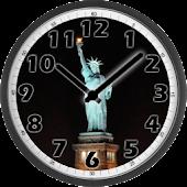 Statue of Liberty Night Clock