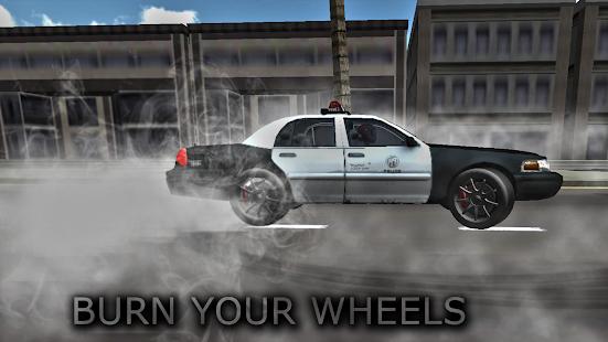 Police-Drift-Car 3