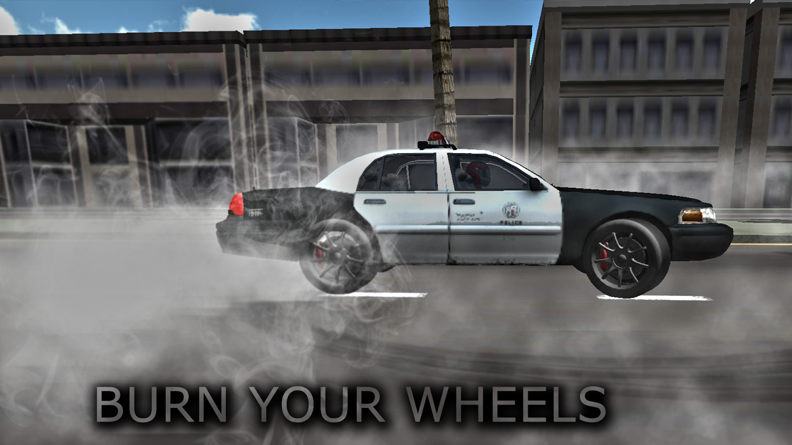 Police-Drift-Car 12