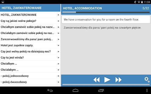 Rozmówki turystyczne Screenshot 12