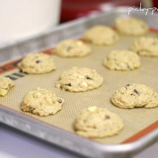 Caramel Apple N' Chocolate Chip Cookies.
