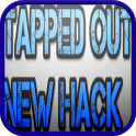 Tapped Out Hack icon