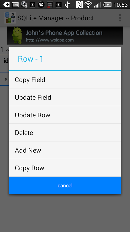 Download Sqlite Editor For Android