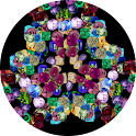 Natural kaleidoscope (Ad-Free) icon