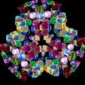 Natürliches Kaleidoskop icon