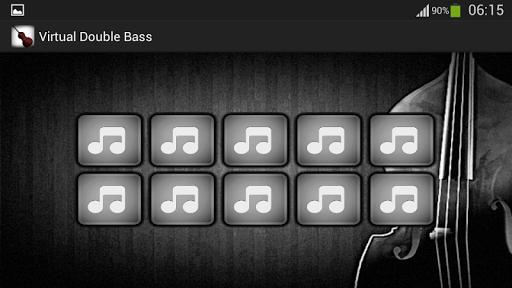 無料娱乐Appの仮想コントラバス|記事Game