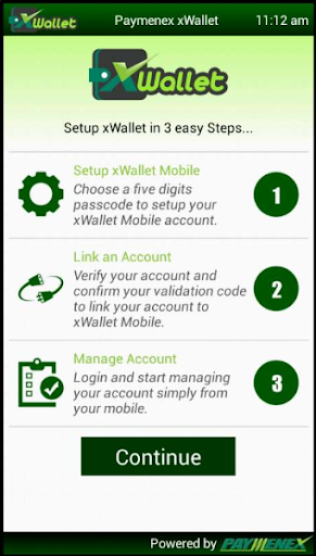 xWallet Mobile
