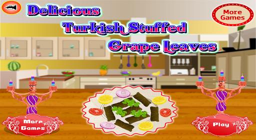 土耳其葡萄叶包饭