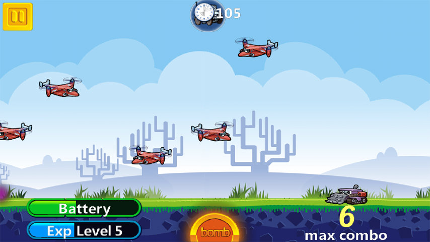 Flight Crash - screenshot