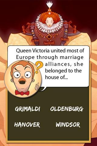Professor Cramwell's History- screenshot