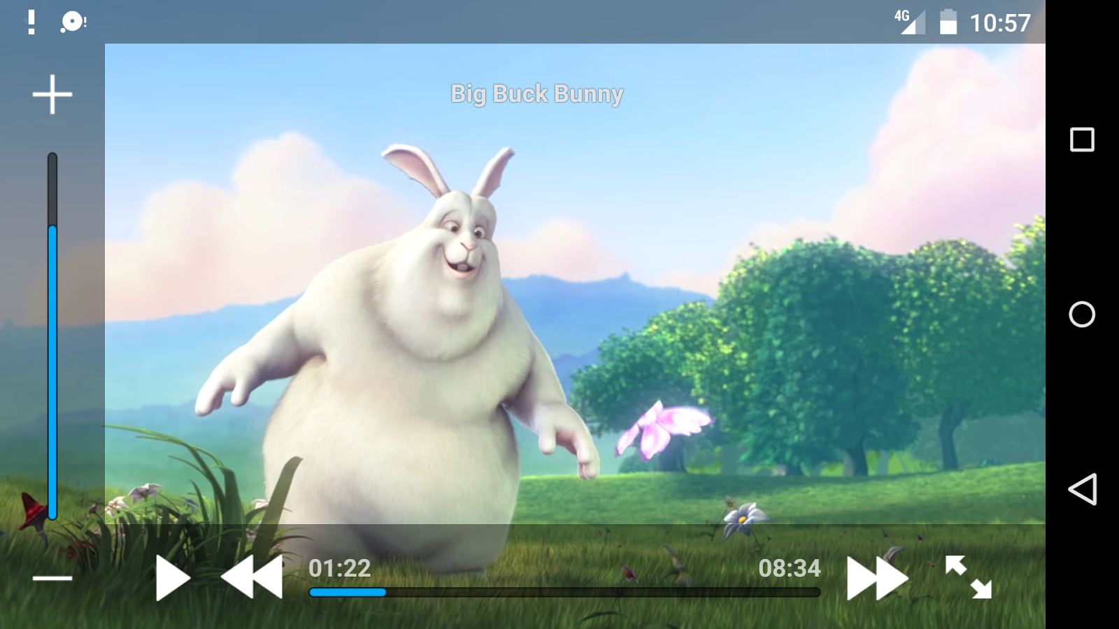 Archos Video Player Free- screenshot