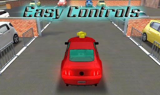 停车场车库3D版 New Parking game