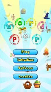 Word Pop Free - screenshot thumbnail