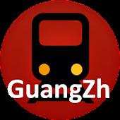 Guangzhou Metro Map