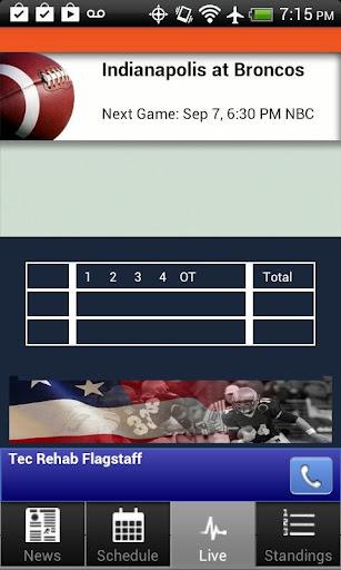 免費運動App Denver Football 阿達玩APP