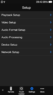 OPPO MediaControl for BDP-10x - screenshot thumbnail