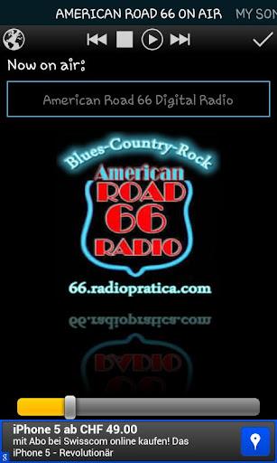 American Road 66 Digital Radio