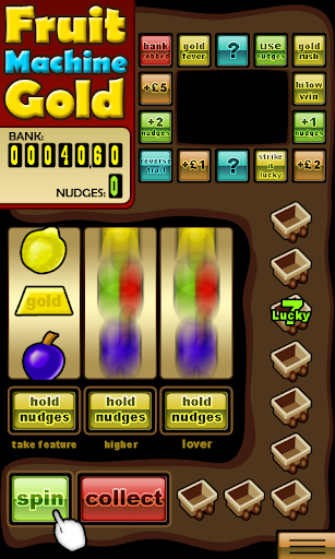 Fruit Machine Gold - slots
