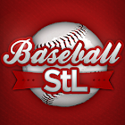 BaseballStL St. Louis Baseball icon