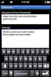 Smart SMS- screenshot thumbnail