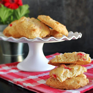 Hummingbird Cream Cheese Cookies