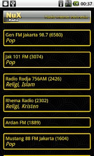 Nux Radio (Deprecated) - screenshot thumbnail