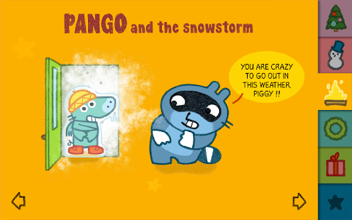 Pango Christmas - screenshot thumbnail