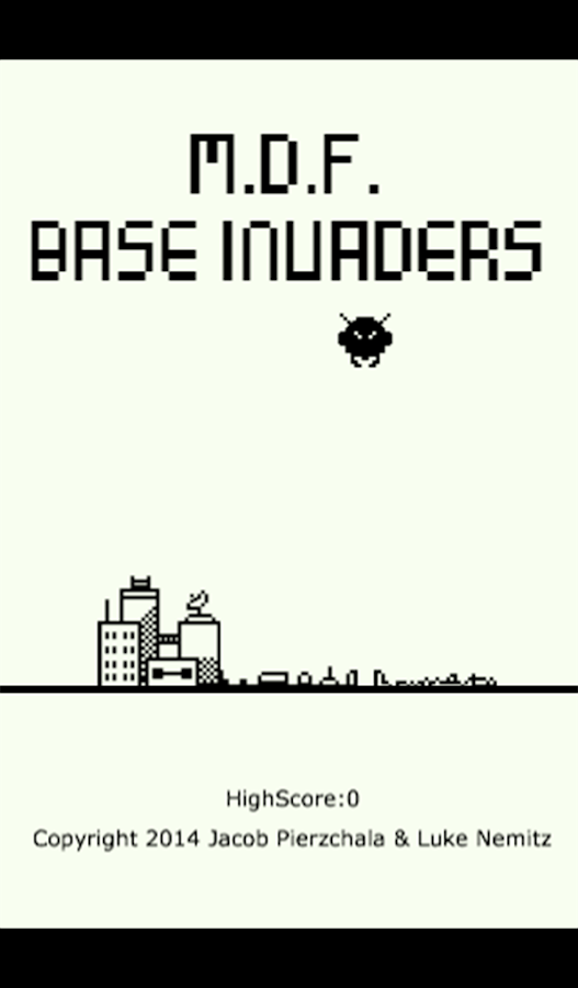 Base Invaders Free- screenshot