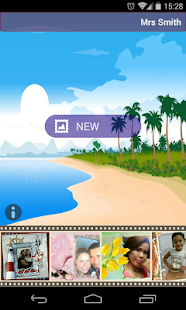 Vacation PhotoFrames- screenshot thumbnail