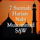 7 Sunnah Harian Nabi Muhammad icon