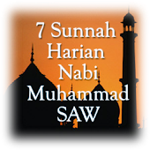 7 Sunnah Harian Nabi Muhammad