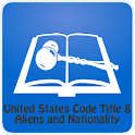 USC T.8 Aliens and Nationality logo