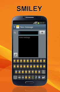 Emoji Smart Neon keyboard - Android Apps and Tests ...