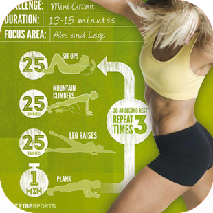 Ab Workouts Weight Watchers