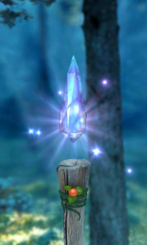 Magic Crystal Free - screenshot